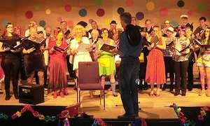 Lustig, froh und heiter! Haydnchor Eisenstadt