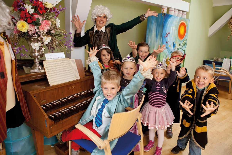 Schoko Haydn, © Foto im Lohnbüro