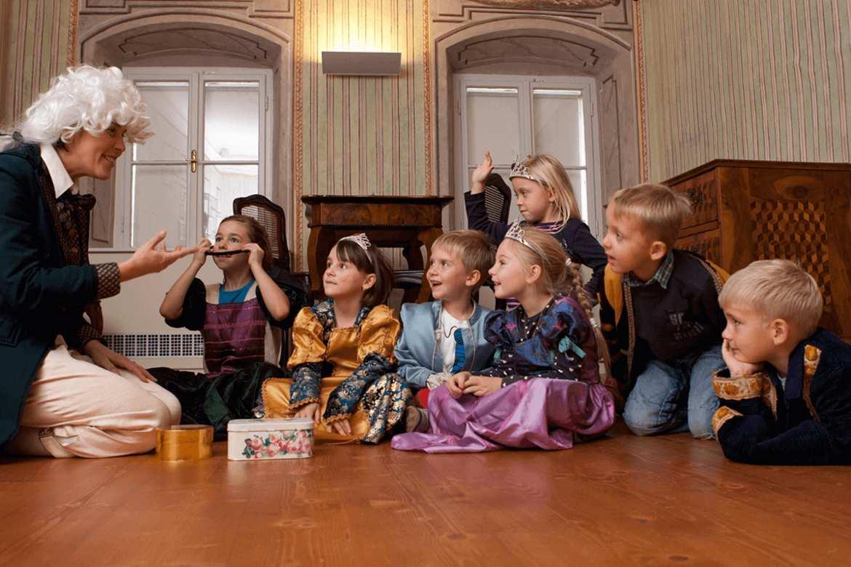 Kulturprogramm für Kindergärten, Foto: © Nicole Heiling