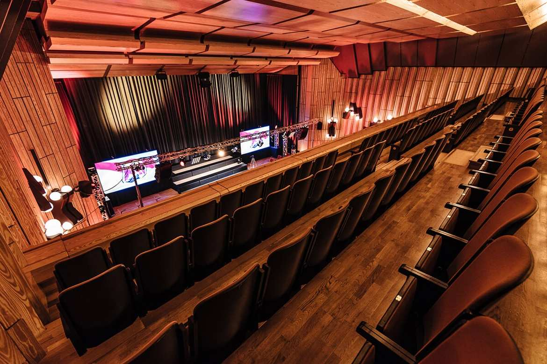 Takács-Saal – Theater/Konzert, © KBB