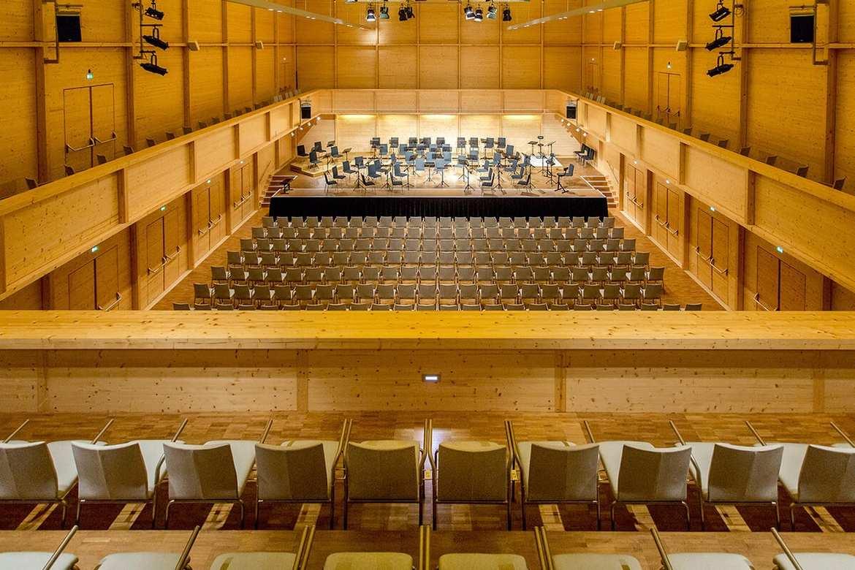 Konzertsaal, Foto: © Heiling / Lorenz