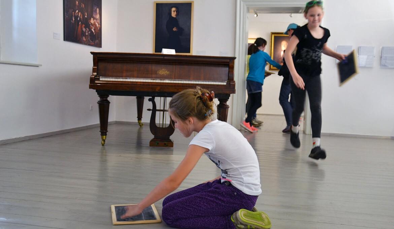 Mitmachführung im Liszt-Haus Raiding, © KBB