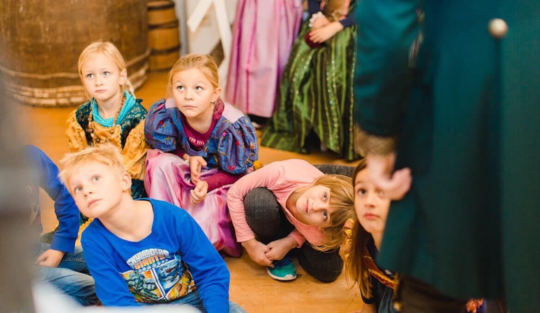 Kinderkultur im Haydn-Haus, Foto: © Nicole Heiling