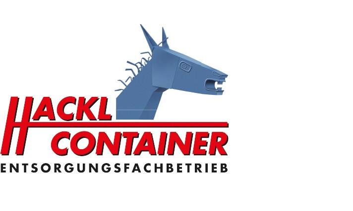Logo Hackl Container