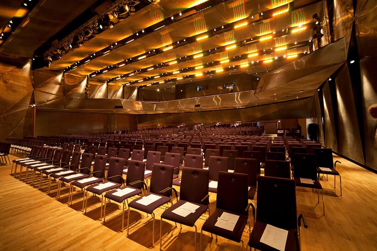 Großer Saal –Theater/Konzert, © Günther Pint