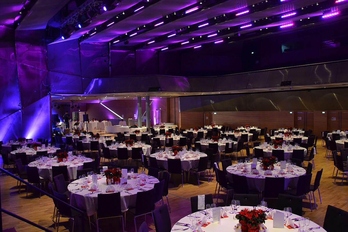 Großer Saal –Gala, © KBB